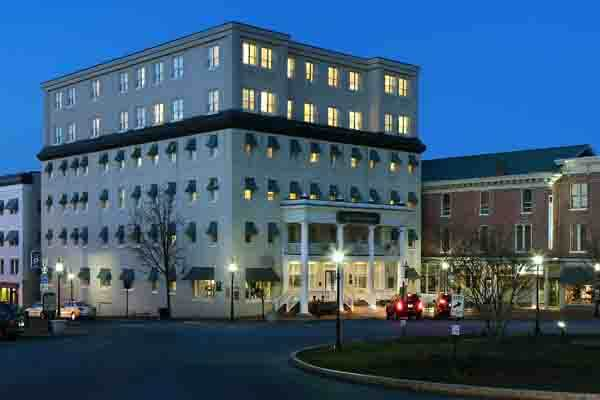 Gettysburg Hotel est. 1797 in Gettysburg, PA