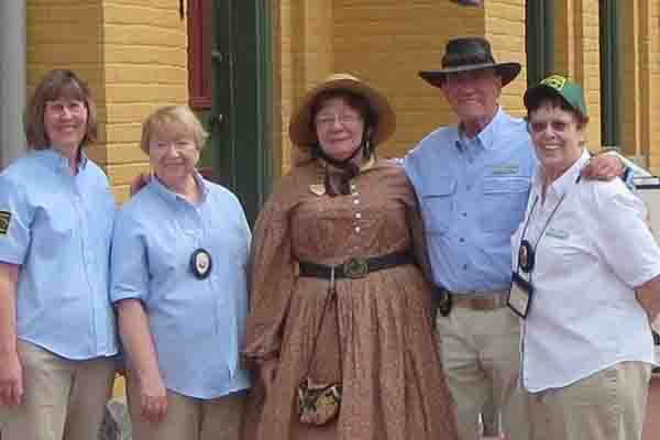 More information about Gettysburg Licensed Town Historians