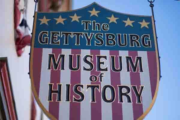 More information about Gettysburg Museum of History