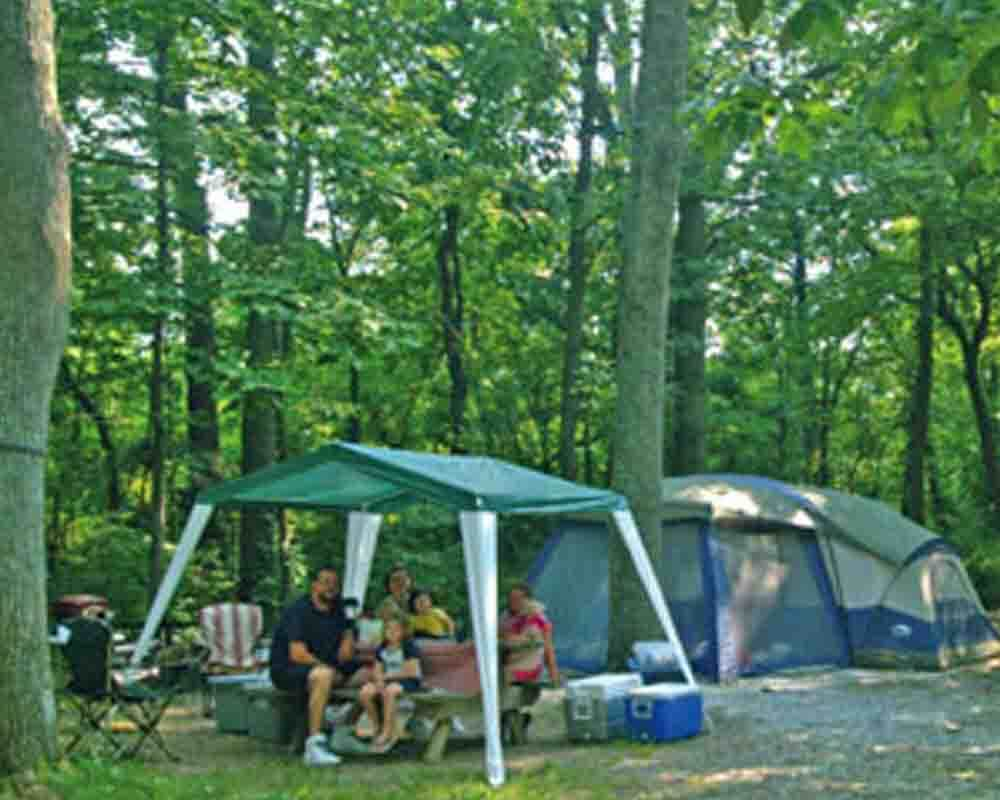 Granite Hill Camping Resort And Bed Amp Breakfast