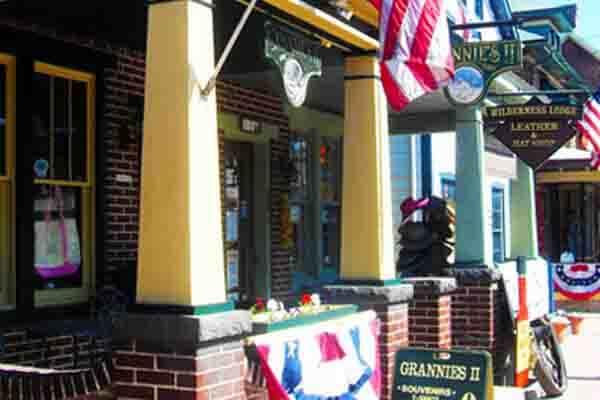 Grannie's Attic in Gettysburg, PA
