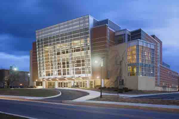 H. Ric Luhrs Performing Arts Center in Shippensburg, PA