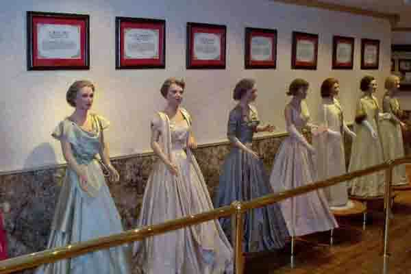 Hall of Presidents and First Ladies in Gettysburg, PA