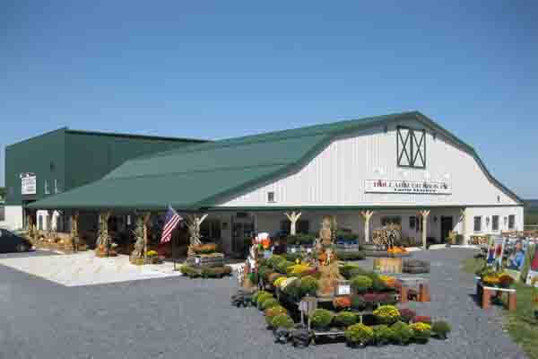 Hollabaugh Bros. Inc. Fruit Farm and Market in Biglerville, PA