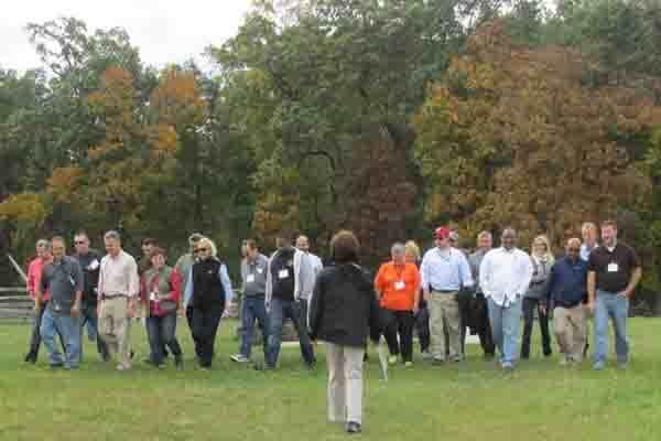 In the Footsteps of Leaders – Gettysburg Foundation