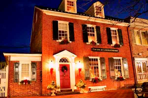 Inn at Lincoln Square in Gettysburg, PA