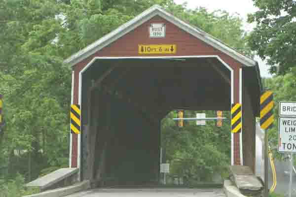 Jack's Mountain Bridge