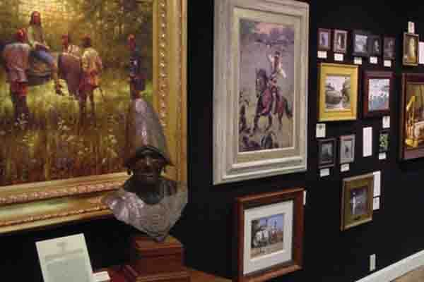 Lord Nelson's Gallery in Gettysburg, PA