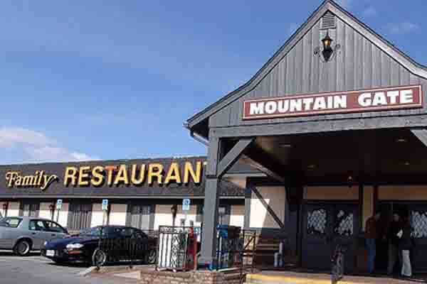 Mountain Gate Family Restaurant in Thurmont, MD
