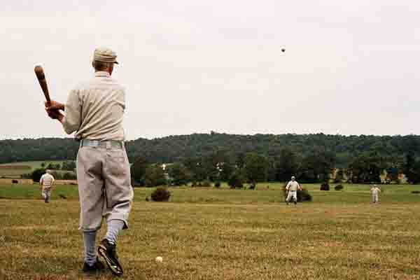 Annual Gettysburg National 19th Century Base Ball Festival