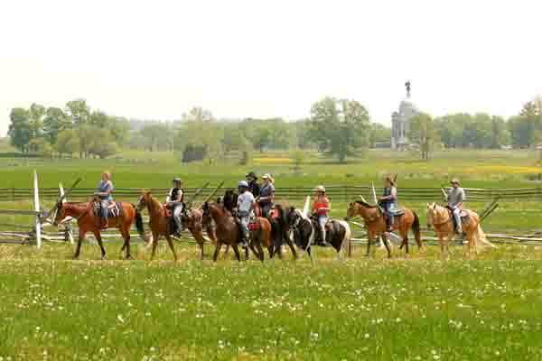 National Riding Stables  in Gettysburg, PA