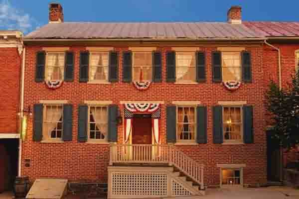 Farm-To-Table Shriver House Museum Event Package