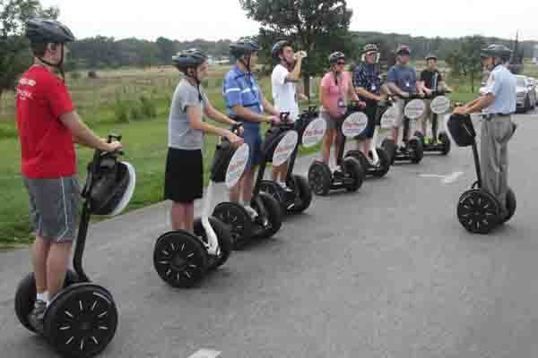More information about Segway Tours of Gettysburg (SegTours, LLC)