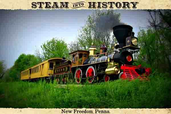 Steam Into History, Inc.  in New Freedom , PA