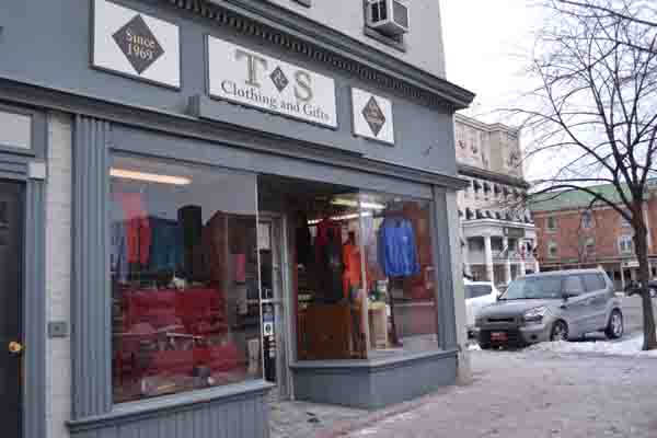 T&S Clothing and Gifts in Gettysburg, PA