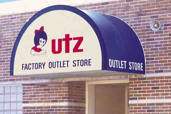 More information about Utz Outlet Store