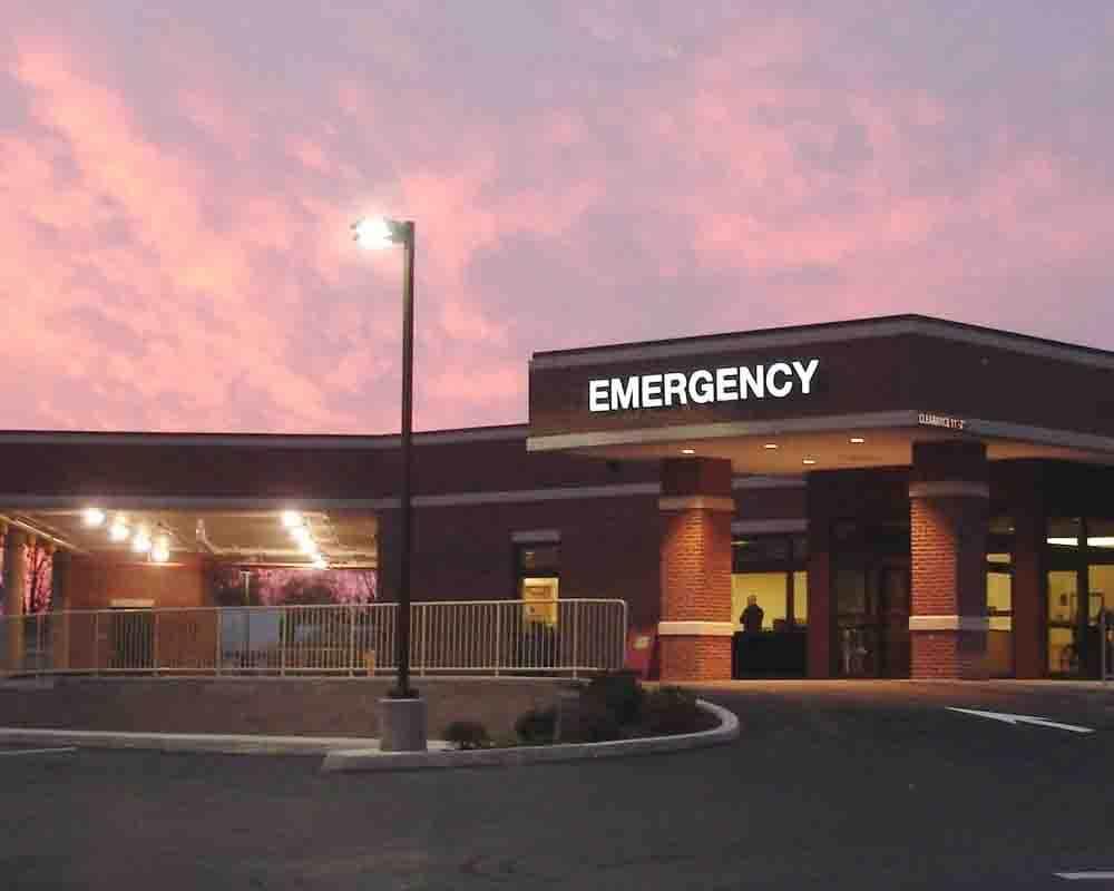 Image result for Gettysburg Hospital